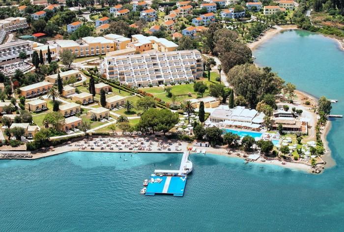 Louis Corcyra beach hotel