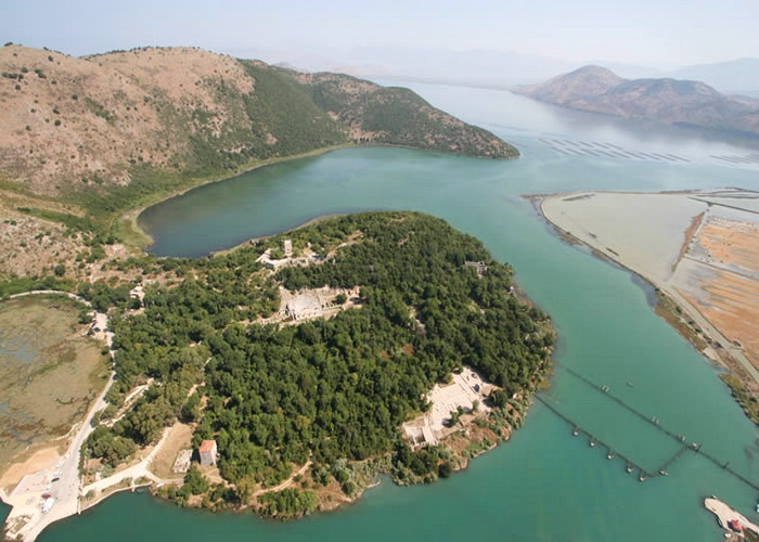 BUTRINT & SARANDA day cruise from Corfu