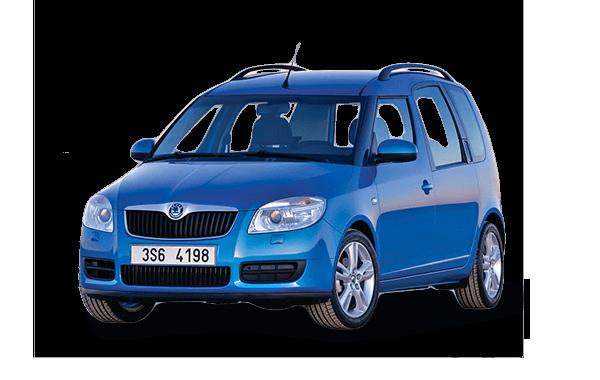 CATEGORY D - Skoda Roomster, Hyundai i30, Seat Leon, Nissan Tida
