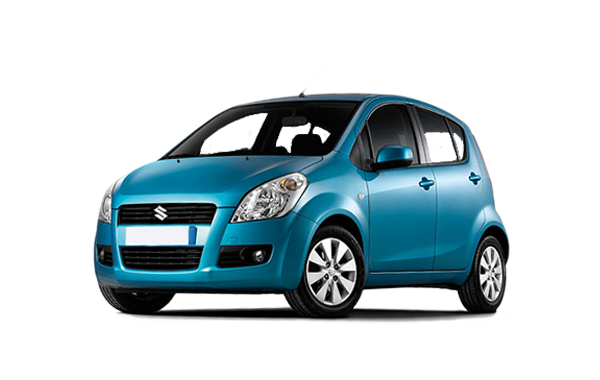 ECONOMY - Suzuki Splash, Fiat Panda, Hyundai i10, Ford Fiesta