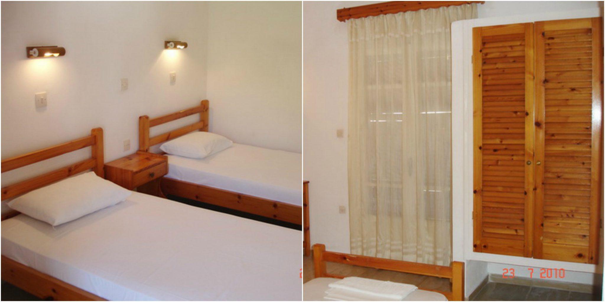Apartment standard (sleeps 4)