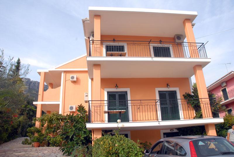 Marilena Studios With Pool Paleokastritsa Corfu Island Greece Niakas Travel