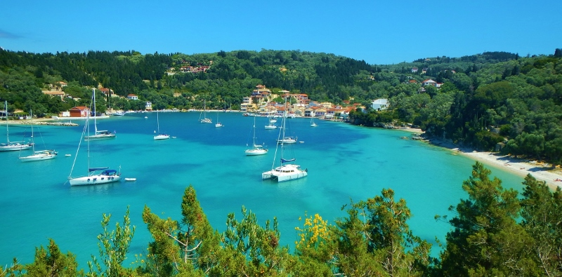 Paxos -Antipaxos islands
