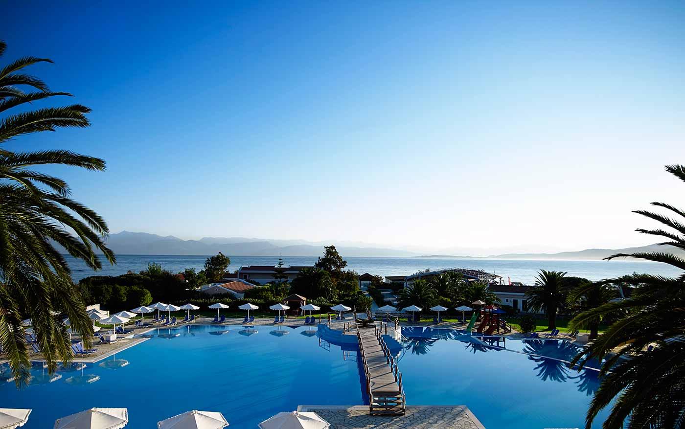 Roda beach resort and Spa, Corfu island, Greece   Niakas Travel
