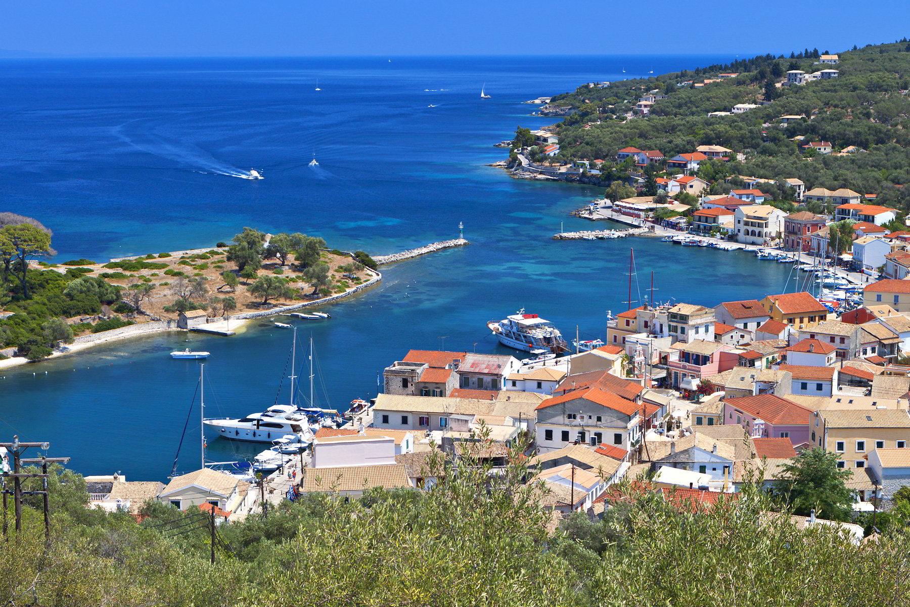 Appartamenti Corfu