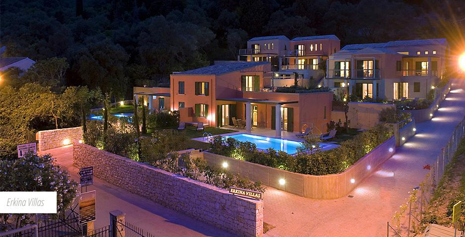 Erkina villas