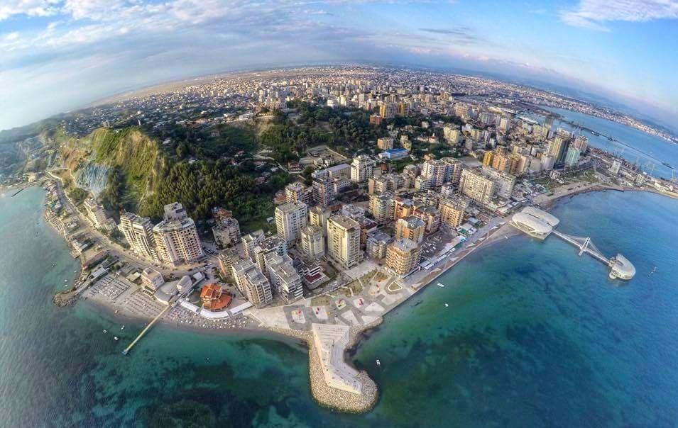 City Island Albanian
