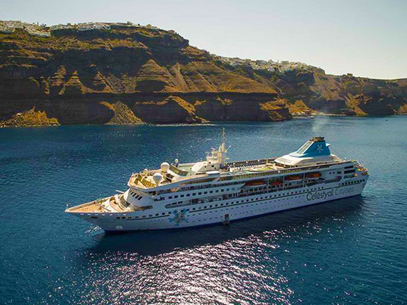 Aegean islands 7 days cruise