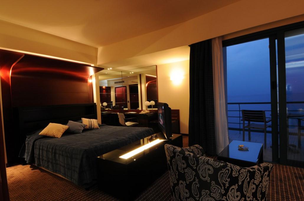 Deluxe room S.V | Club hotel Loutraki Casino