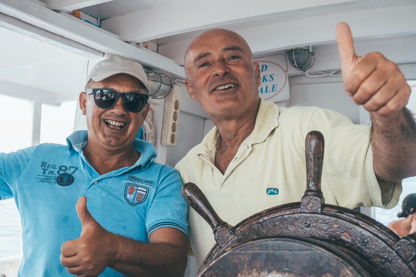 Corfu Beach BBQ - boat tour