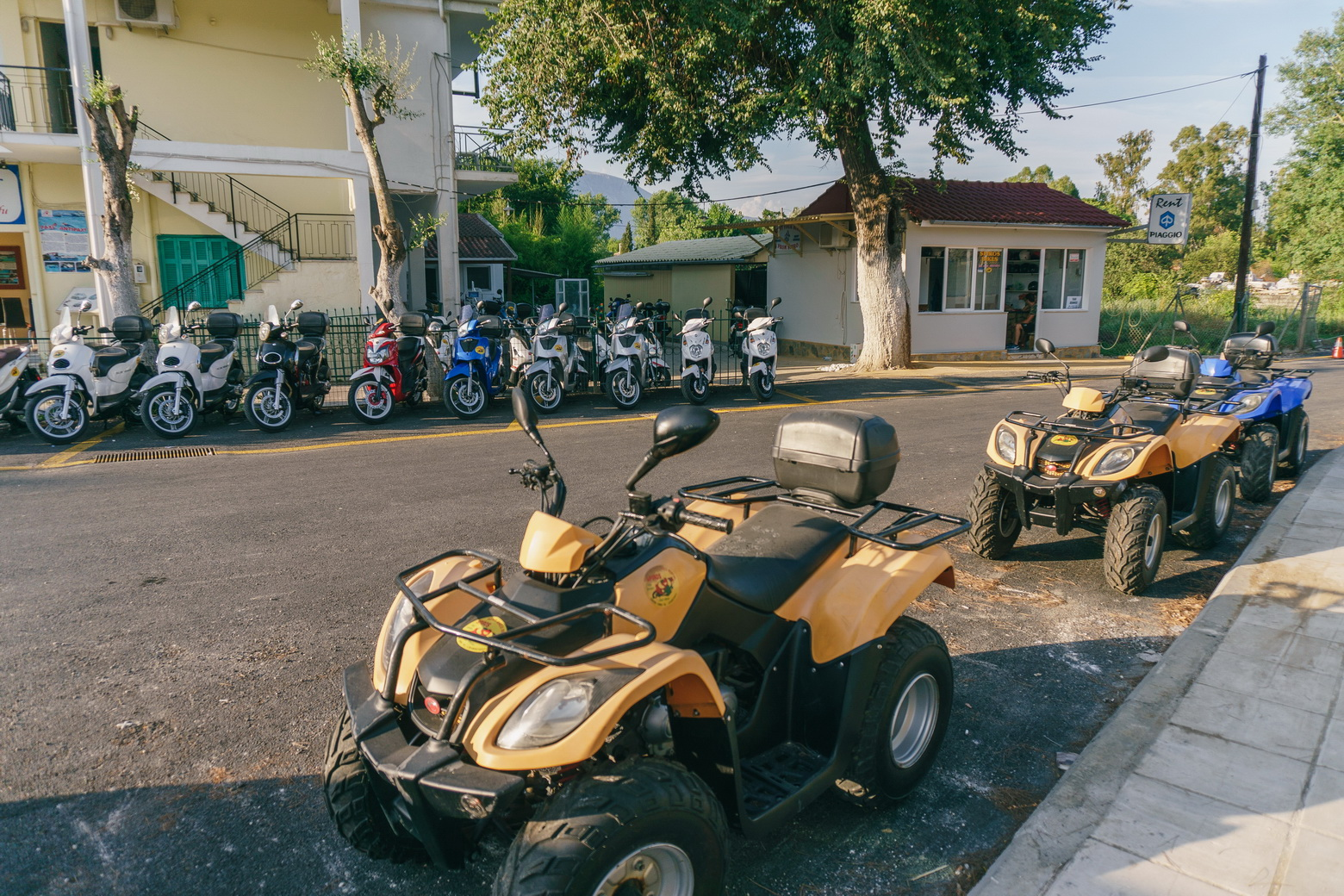 Corfu Moto Rental