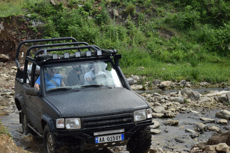 Saranda Jeep - Albania 1-day tour