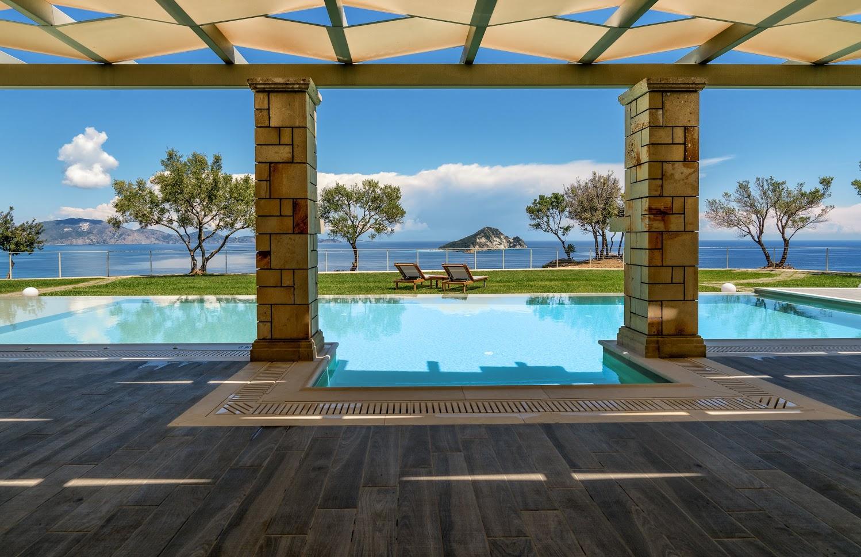 Artina luxury Villa Zakynthos