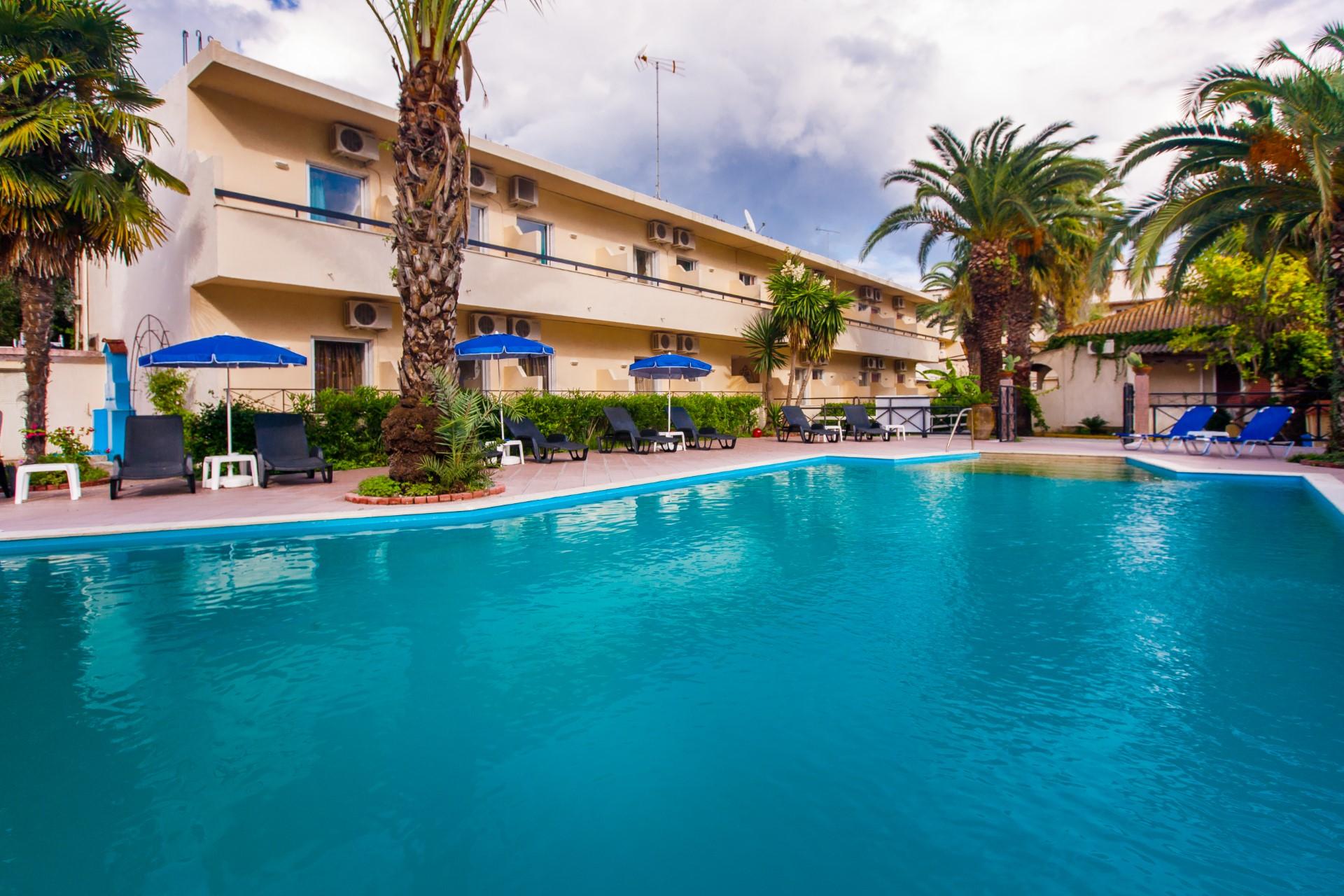 Ipsos di Mare beach hotel